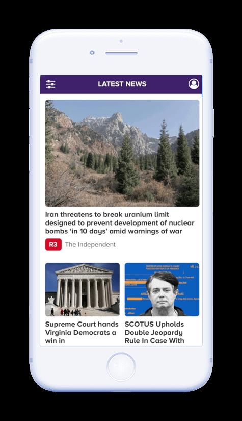 Cross Platform React Native App