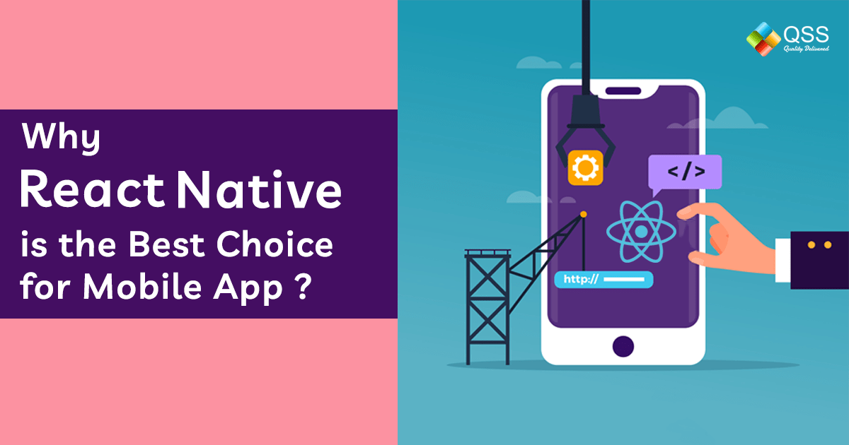 choose react native for your mobile app development