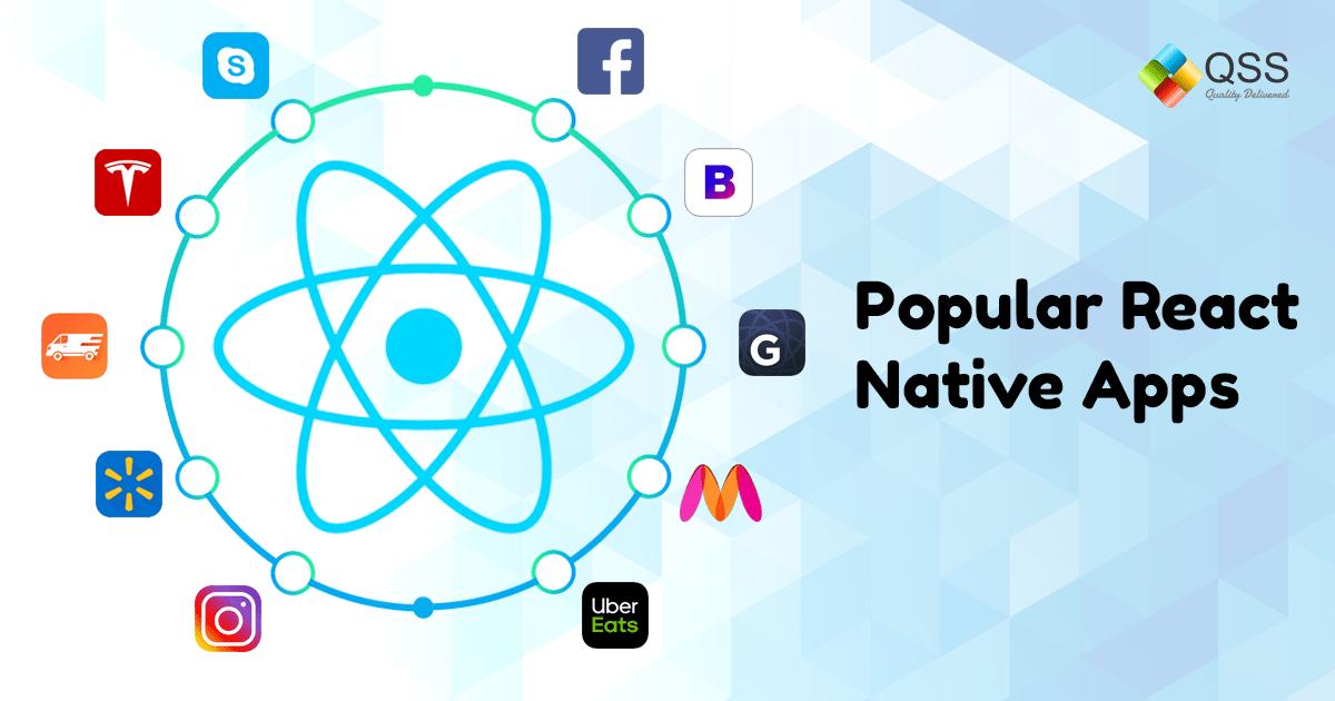 top 10 react native mobile apps