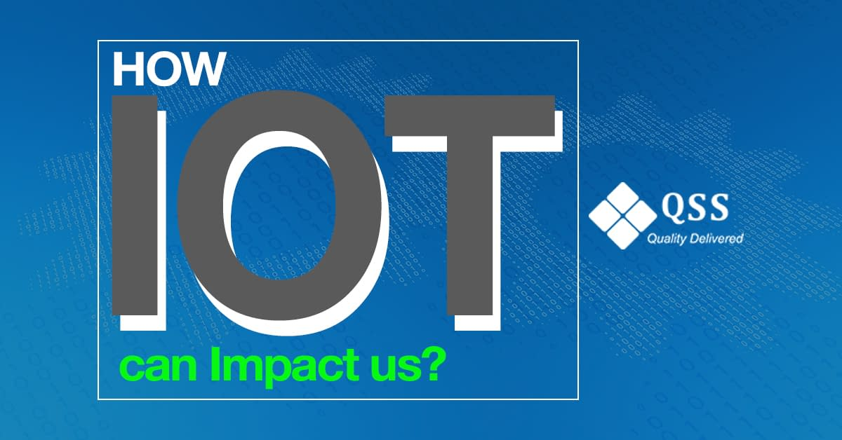 how IOT can impact us